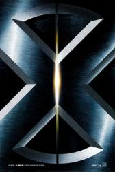 X-Men movie poster (Original Advance/2000) 27x40