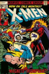 X-Men poster: Comic Book Issue 112 (24 X 36) Magneto Triumphant