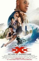 XXX: Return of Xander Cage movie poster [Vin Diesel] 27x40 original