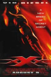 XXX movie poster (2002) [Vin Diesel] 27x40