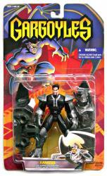 Gargoyles: Xanatos action figure (Kenner/1995)