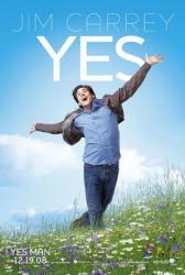 Yes Man movie poster [Jim Carrey] 2008 advance