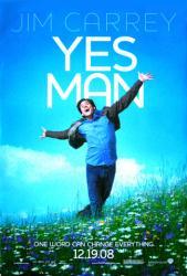 Yes Man movie poster [Jim Carrey] advance teaser
