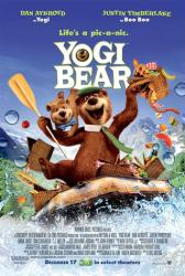 Yogi Bear movie poster (2010) one-sheet