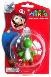 Super Mario Mini Figure Collection: Yoshi figure (Goldie/2012)