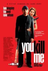You Kill Me movie poster [Ben Kingsley, Tea Leoni] (John Dahl) 27x40