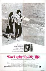 You Light Up My Life movie poster (1977) [Didi Conn] 27x41 original