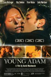 Young Adam movie poster [Ewan McGregor & Tilda Swinton]