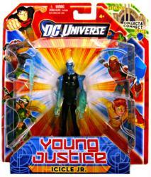 DC Universe Young Justice: Icicle Jr. action figure (Mattel/2011)