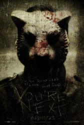 You're Next movie poster (original advance 27 X 40)