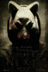 You're Next movie poster (original 27 X 40 advance) 2013
