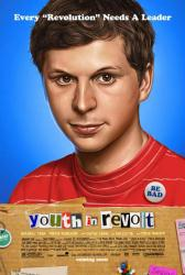 Youth In Revolt movie poster [Michael Cera] 27x40