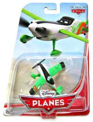 Planes: Zed 1:55 die-cast plane (Mattel/2013) Disney