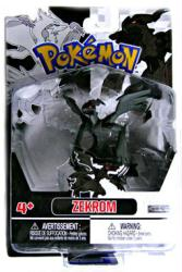 Pokemon Black and White: Zekrom figure (JAKKS Pacific/2011)