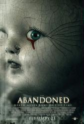 The Abandoned movie poster (2006 horror film) original 27x40