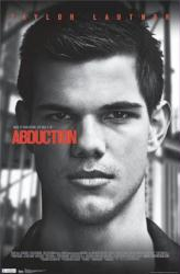 Abduction movie poster [Taylor Lautner] a John Singleton film