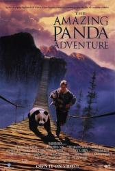 The Amazing Panda Adventure movie poster (video poster) 27x40