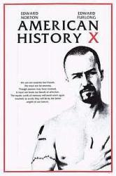 American History X movie poster [Edward Norton] 24'' X 36''