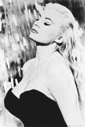 """La Dolce Vita poster [Anita Ekberg] 24'' X 36"""""""