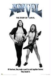 Anvil! The Story of Anvil movie poster (24'' X 36'')