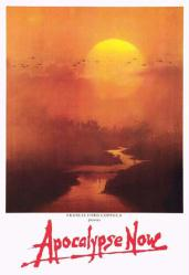 Apocalypse Now movie poster [a Francis Ford Coppola film] 27'' X 40''