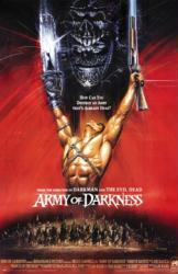 Army of Darkness movie poster [Bruce Campbell] Sam Raimi (24x36)
