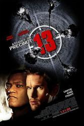 Assault On Precinct 13 movie poster [Ethan Hawke & Laurence Fishburne]