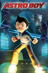 Astro Boy movie poster (22 1/4'' X 34'' poster) 2009