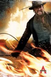Australia movie poster [Hugh Jackman] a Baz Luhrmann film (advance)