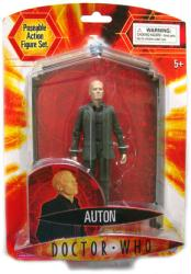 Doctor Who [Series 1] Auton action figure (Underground Toys/2007) New