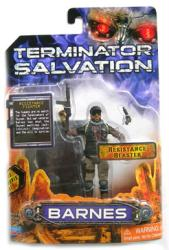 Terminator Salvation: 4'' Barnes action figure (Playmates/2009)