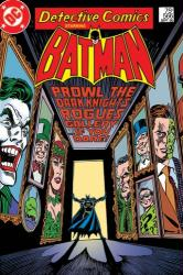 Batman poster: Rogues Gallery comic book cover (24'' X 36'')