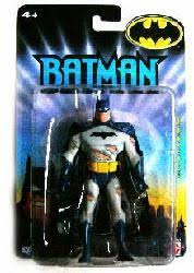 Batman: Batman Battle-Ravaged action figure (Mattel/2008)