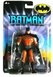 Batman: Batman in Brown Suit action figure (Mattel/2008)