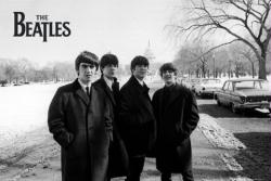 Beatles poster: Washington D.C. (36'' X 24'') New