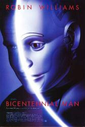 Bicentennial Man movie poster [Robin Williams] original 27x40