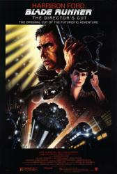 Blade Runner: The Director's Cut movie poster [Harrison Ford] 27x40