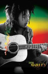 Bob Marley poster: Spliff (22 1/2'' X 34'') New