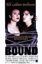 Bound movie poster [Jennifer Tilly & Gina Gershon] video poster