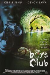 The Boys Club movie poster (1997) [Chris Penn] video poster
