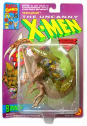 Uncanny X-Men [The Evil Mutants] Brood action figure (ToyBiz/1993)