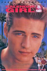 Calendar Girl movie poster [Jason Priestley] 27x40 video poster