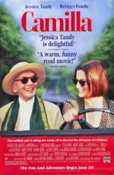 Camilla movie poster [Jessica Tandy & Bridget Fonda] video poster