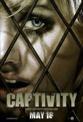 Captivity movie poster [Elisha Cuthbert] original 27x40 advance