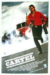 Cartel movie poster [Miles O'Keeffe] 27x40