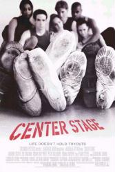 Center Stage movie poster [Zoe Saldana] original 27x40 one-sheet