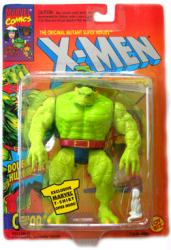 X-Men: Ch'od [Chod] figure w/ Double Arm Hurling Action (ToyBiz/1994)