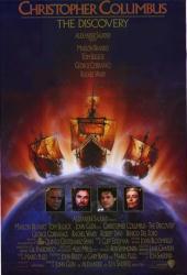 Christopher Columbus: The Discovery movie poster [Marlon Brando] NM