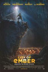 City of Ember movie poster [Saoirse Ronan, Harry Treadaway] 27x40
