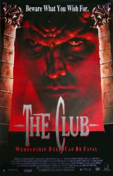 The Club movie poster (1994 horror film) 27x40 video poster